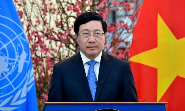 Việt Nam tham dự Khóa họp thường kỳ lần thứ 46 của Hội đồng Nhân quyền Liên hợp quốc