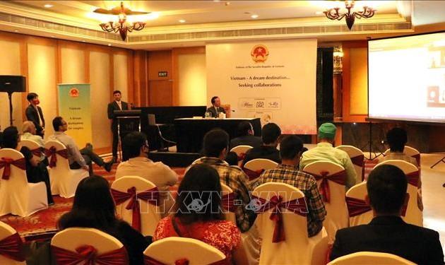 Xúc tiến du lịch, quảng bá hình ảnh Việt Nam tại Ấn Độ