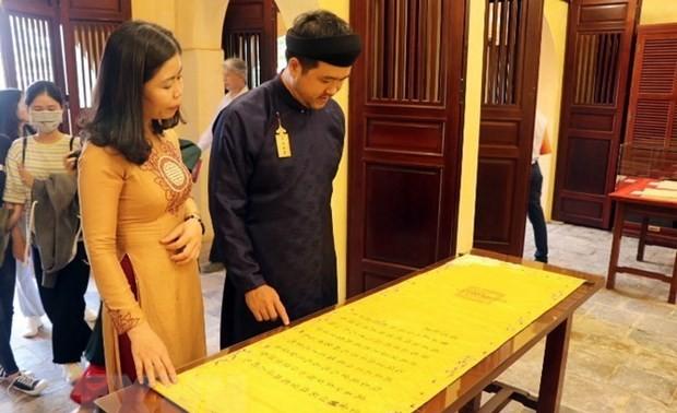 Thừa Thiên – Huế: Khai trương không gian Tàng Thơ Lâu và giới thiệu thư tịch triều Nguyễn