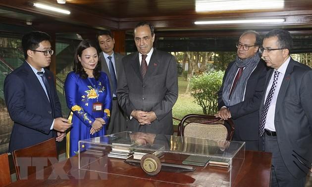 Trưng bày ảnh kỷ niệm 60 năm quan hệ ngoại giao Việt Nam – Maroc