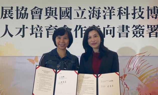 Hiệp hội Đài Việt tiếp tục xúc tiến ký kết giao lưu văn hóa Việt Nam - Đài Loan (Trung Quốc)