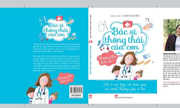 Ra mắt sách Bác sĩ của con: Cách dùng thuốc dân gian hạn chế kháng sinh