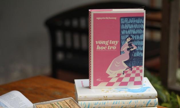 Vòng tay học trò và bốn tiểu thuyết của Nguyễn Thị Hoàng tái xuất