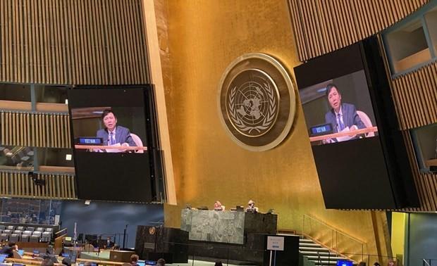 Việt Nam hoàn thành xuất sắc vai trò Chủ tịch Hội đồng Bảo an