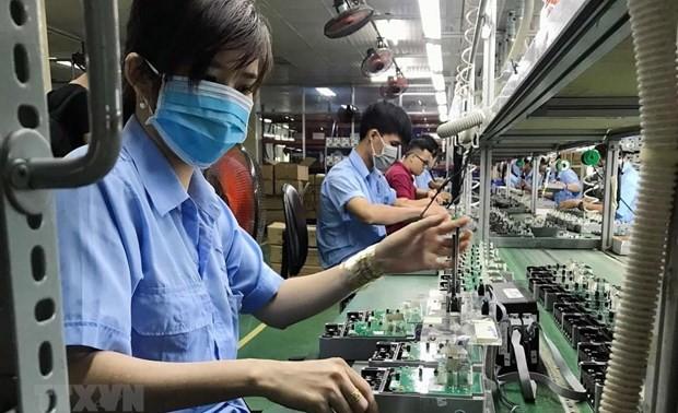 Tín hiệu tích cực về triển vọng phát triển doanh nghiệp