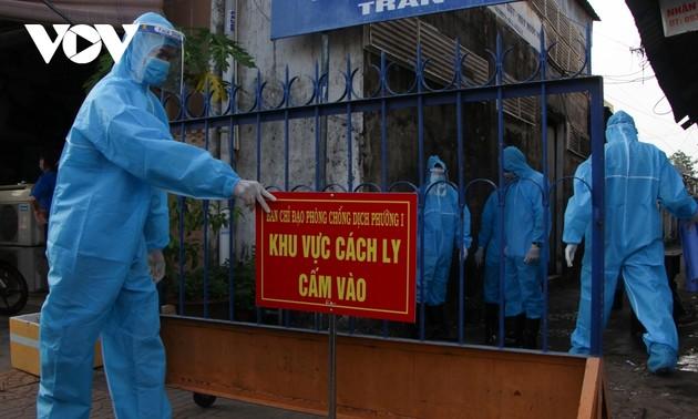 Sáng 18/5, Việt Nam có thêm 19 ca mắc COVID-19 tại 4 tỉnh, thành