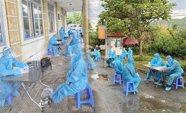 Tỉnh Điện Biên tiếp nhận 38 công dân nhập cảnh trái phép từ Lào về nước