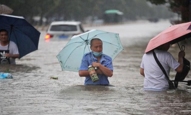 Thủ tướng Phạm Minh Chính gửi điện thăm hỏi tình hình lũ lụt tại tỉnh Hà Nam (Trung Quốc)