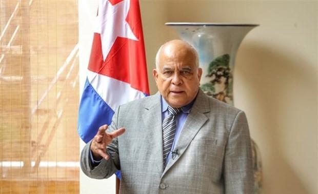 Thúc đẩy quan hệ hữu nghị đặc biệt, đoàn kết gắn bó, tin cậy lẫn nhau giữa Việt Nam - Cuba