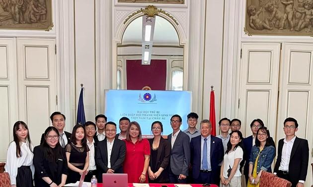 Liên hiệp Hội Thanh niên Sinh viên Việt Nam tại châu Âu nhiệm kỳ 2021 – 2023 chính thức được thành lập