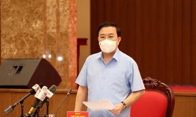 Hà Nội bỏ giấy đi đường trên toàn địa bàn thành phố