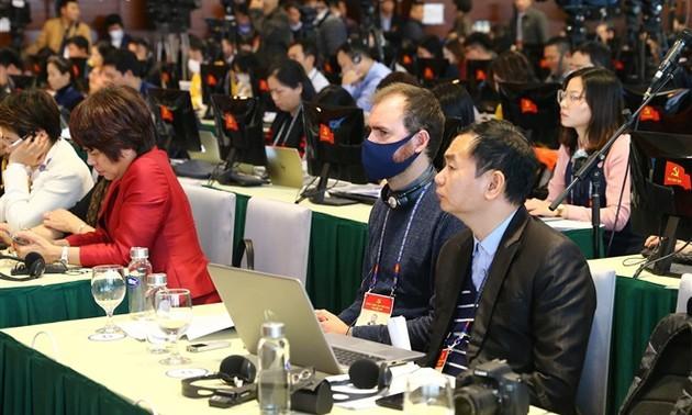 สื่อต่างประเทศรายงานว่า เวียดนามมุ่งสู่เป้าหมายเป็นประเทศที่พัฒนาภายในปี 2045