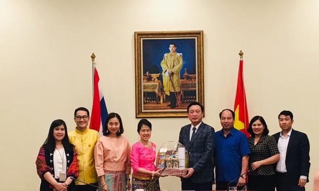 เวียดนามและไทยร่วมมือปฏิบัติโครงการชุมชนต้นแบบ SEP ตามหลักปรัชญาเศรษฐกิจพอเพียง