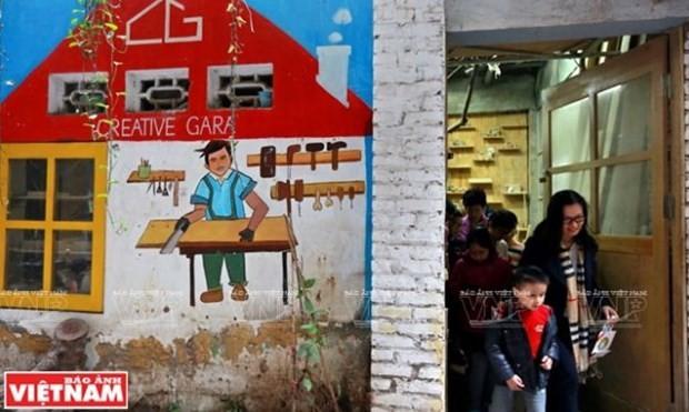 ศูนย์รวมความสร้างสรรค์ Creative Gara  สำหรับเด็ก