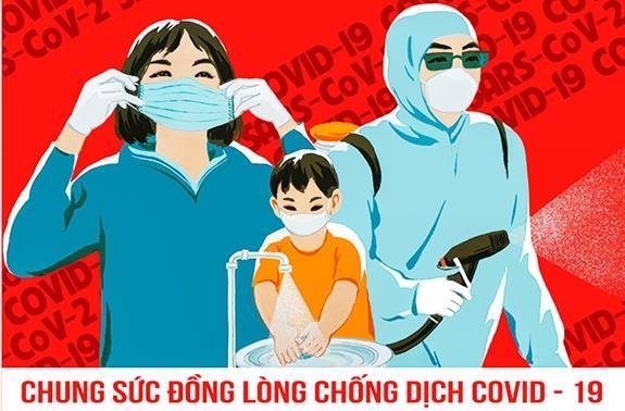 สถานประกอบการเวียดนามขานรับคำเรียกร้องของเลขาธิการใหญ่พรรคฯ ร่วมแรงร่วมใจสู้ภัยโควิด-19