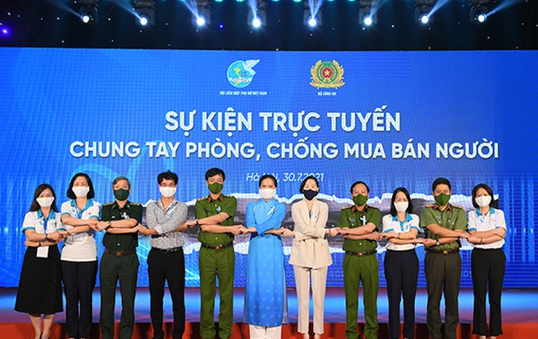 เวียดนามให้ความสนใจและค้ำประกันการโยกย้ายถิ่นฐานอย่างปลอดภัย ป้องกันและต่อต้านการลักลอบค้ามนุษย์
