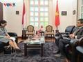 Pererat Persahabatan Vietnam-Indonesia
