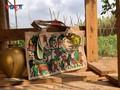 Độc đáo sản phẩm túi thủ công làm từ vải đay