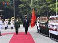 Secretario de Defensa de Estados Unidos visita a Vietnam