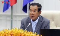 PM Kamboja berterima kasih kepada PM Vietnam yang mengirimkan ucapan simpati atas situasi banjir
