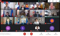 Sidang ke-63 Kelompok Khusus Gagasan Konektivitas ASEAN