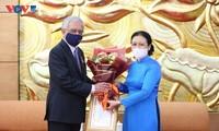 Catat Dedikasi yang Diberikan Koordinator Tetap PBB di Vietnam, Kamal Malhotra, kepada Perkembangan yang Berkelanjutan di Vietnam
