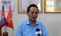 Compatriotas en Camboya confían en el éxito del XIII Congreso Nacional del PCV