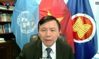Vietnam expresa preocupación ante tensiones en Jerusalén Oriental