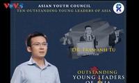 Vietnamitas entre los sobresalientes jóvenes líderes de Asia 2021