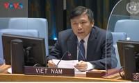 越南呼吁加强对苏丹平民的保护