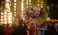 Noël fêté au Vietnam