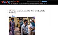 Indonesien will Erfahrung Vietnams beim Kampf gegen 2. Welle von Covid-19 und bei Wirtschaftserholung lernen