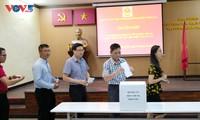 Die Vietnamesen in Thailand und Deutschland spenden für Flutopfer in Zentralvietnam