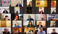 Die vietnamesische Gemeinschaft in Tschechien solidarisiert sich während der Covid-19-Pandemie