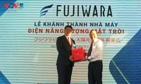 В Биньдине будет введена в эксплуатацию солнечная электростанция Фуживара