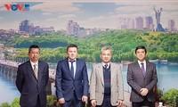 Cepat membentuk Pusat ASEAN dan Komite ASEAN di Ukraina