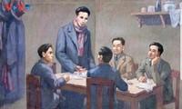 Pameran Memorabilia Rekonstruksi Dua Belas Kongres Nasional Partai Komunis Vietnam