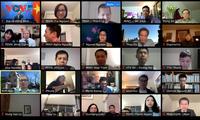 Pertemuan Online Komunitas Masyarakat Vietnam di New York untuk Menyambut Musim Semi 2021