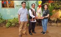 Bapak Bome – Sesepuh Dukuh yang Berpretise dalam Komunitas Etnis Minoritas Bana di Kecamatan Ha Bau