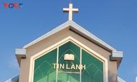 Menguak Tabir Gereja Protestan Plei Mo Nu