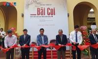 "Exhibition ""Bai Coi- rendezvous of different cultures"" opens"