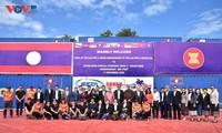Dubes Negara-Negara ASEAN Mencari Tahu Peluang Investasi di Zona Ekonomi Khusus Savan-Seno, Komite Sentral Partai Revolusioner Rakyat Laos