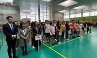 Vietnamesische Studenten in Russland organisieren Badminton-Turnier zum 90. Gründungstag der Jugendverbands