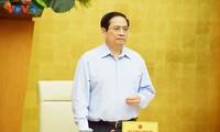 Premierminister Pham Minh Chinh: Gute Planung wird gute Projekte und gute Investoren haben