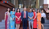 베트남의 소리 대외방송 – 베트남과 국제친구를 연결하는 징검다리