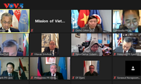 越南主持驻美国纽约东盟委员会总结会议