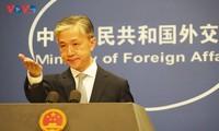 中国对美国的新制裁作出强烈反应