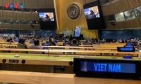 UN chief: UN's mission 'more important than ever'