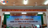 Communications decrease UXO risk in Binh Dinh province