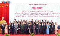 Politburo's Directive 45 on Overseas Vietnamese affairs reviewed